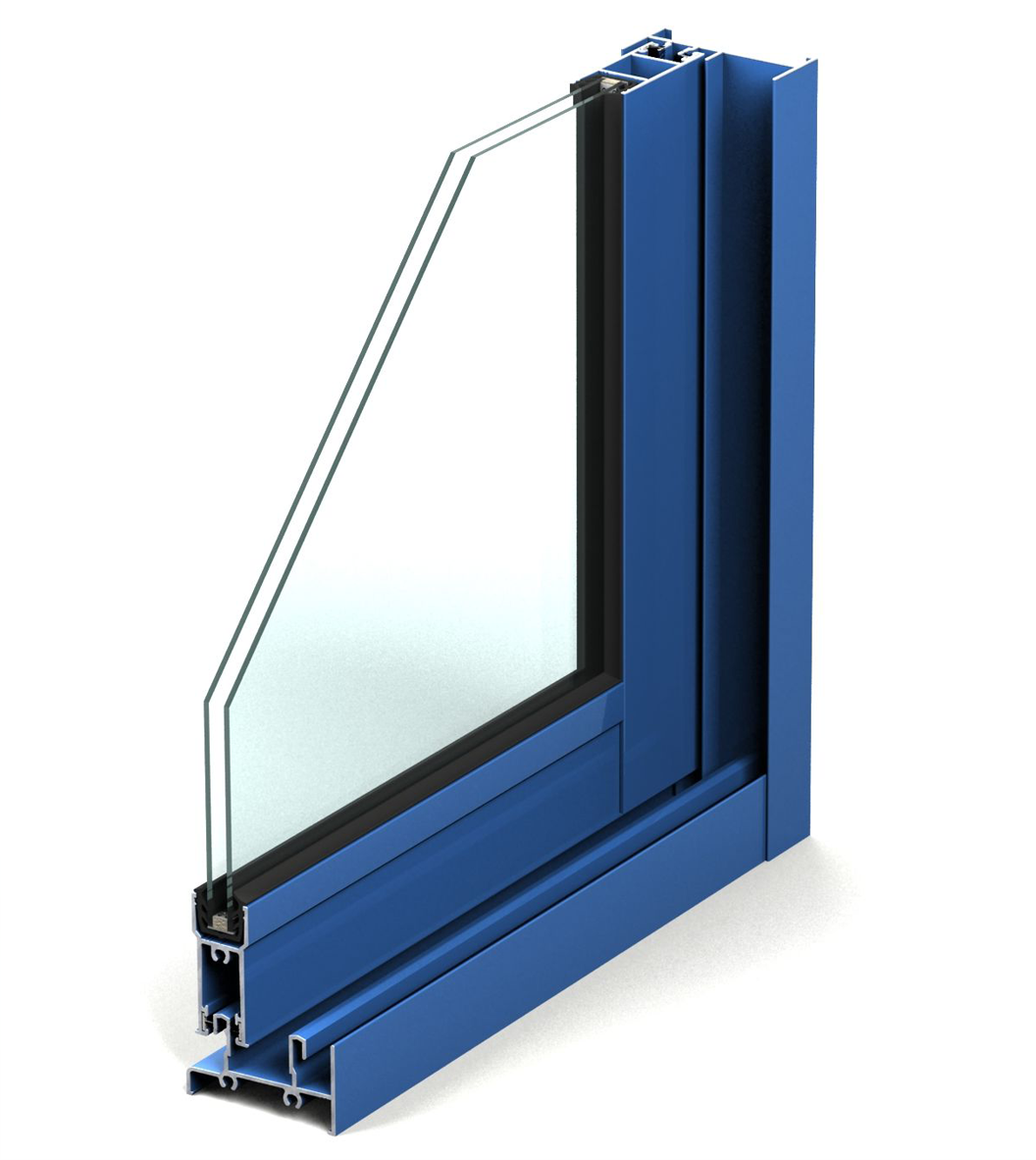 Perfil de aluminio aluplast 2001 for Perfiles de aluminio para ventanas precios